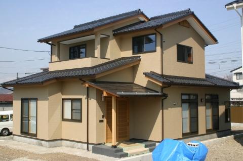 佇まいが美しい和風住宅
