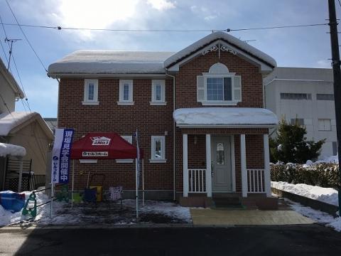 NEW THE HOME  総レンガ外壁の家