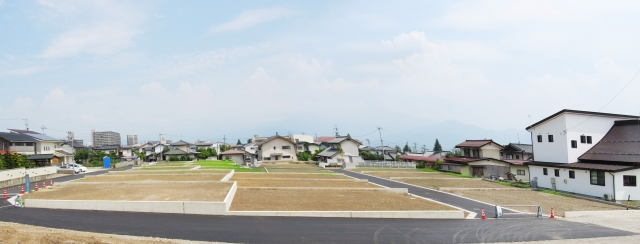 桐原牧の里住宅地(第2期)