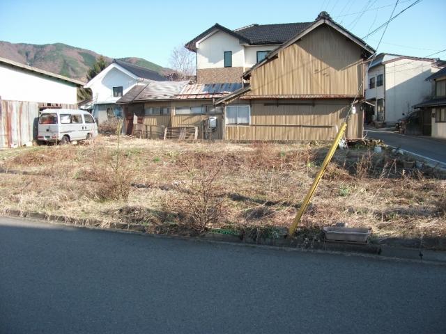 須坂市小山売り土地