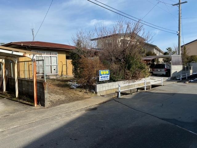 浅川西条 売土地